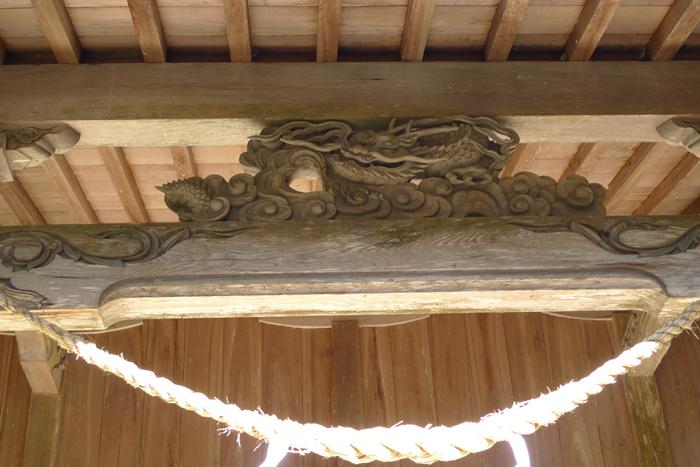 日向の国の神社 江田神社  9