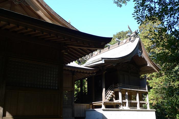 日向の国の神社 江田神社  10