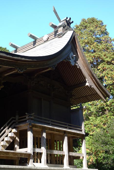日向の国の神社 江田神社  11