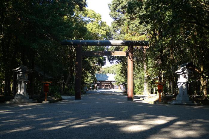 日向の国の神社 宮崎神宮  3