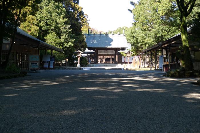 日向の国の神社 宮崎神宮  5