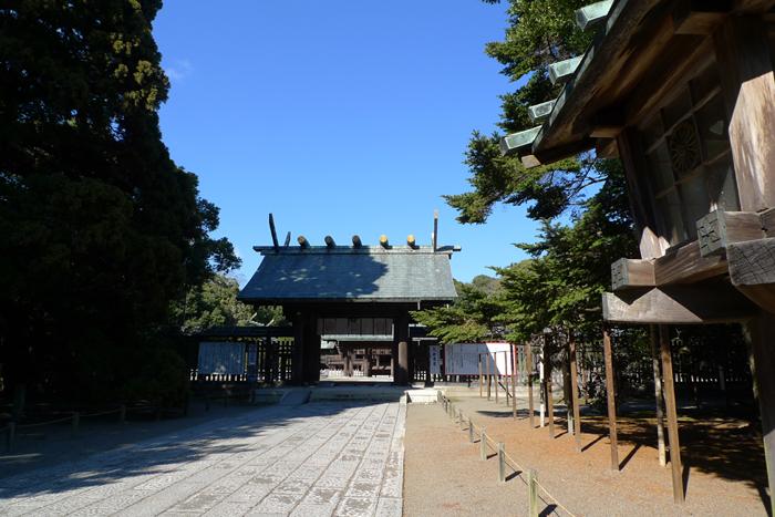 日向の国の神社 宮崎神宮  6