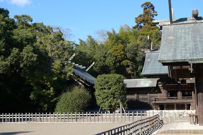 日向の国の神社 宮崎神宮  11