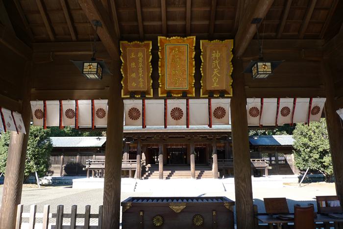 日向の国の神社 宮崎神宮  12