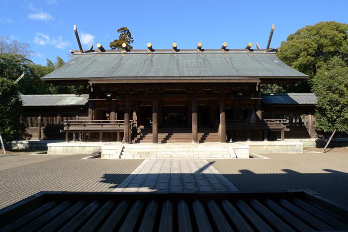 日向の国の神社 宮崎神宮  13