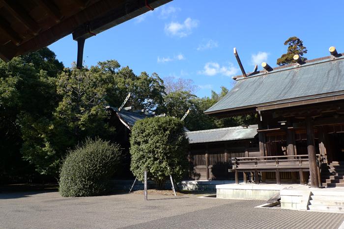 日向の国の神社 宮崎神宮  14
