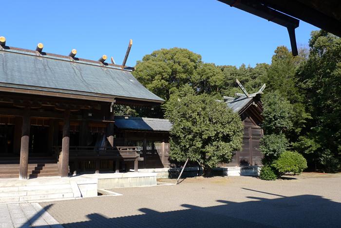 日向の国の神社 宮崎神宮  15