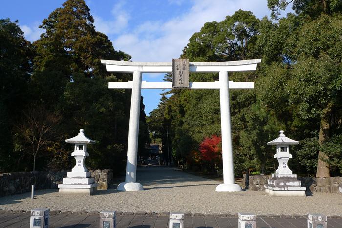 日向の国の神社 都農神社  1