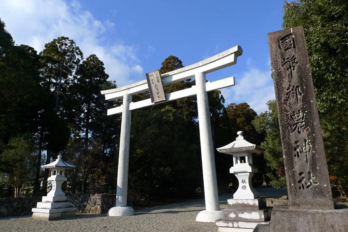 日向の国の神社 都農神社  2