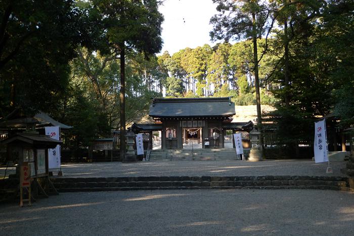 日向の国の神社 都農神社  11