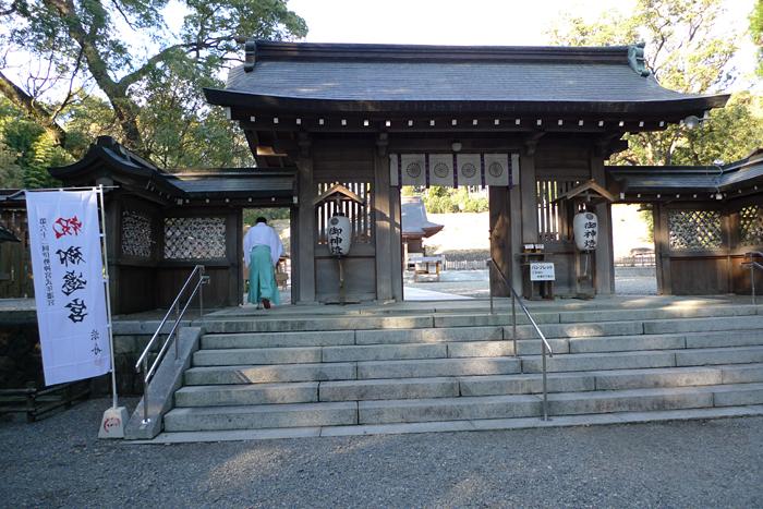 日向の国の神社 都農神社  18
