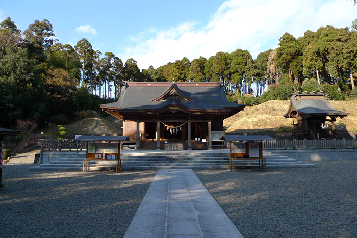 日向の国の神社 都農神社  21