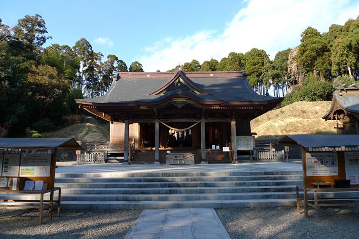 日向の国の神社 都農神社  22