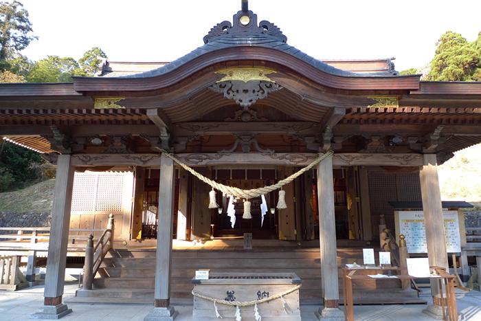 日向の国の神社 都農神社  23
