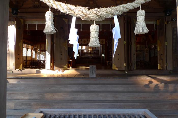 日向の国の神社 都農神社  24