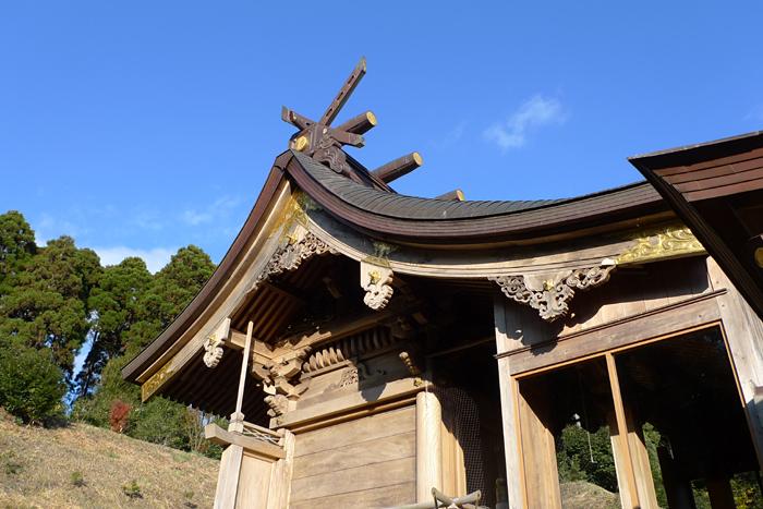 日向の国の神社 都農神社  25