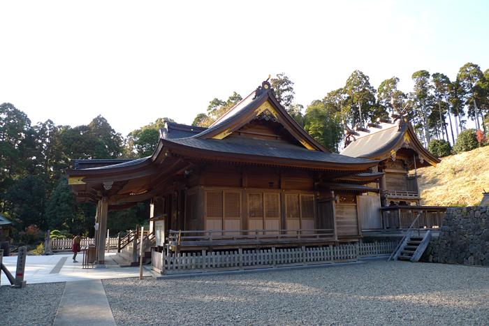 日向の国の神社 都農神社  26