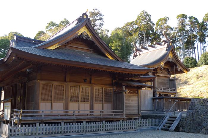 日向の国の神社 都農神社  27