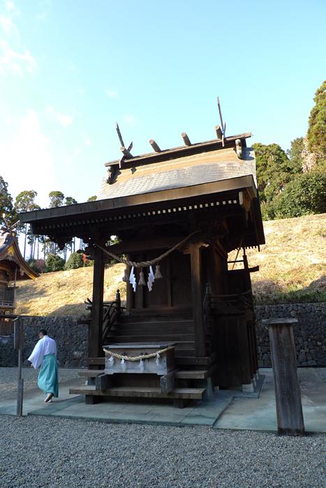 日向の国の神社 都農神社  30