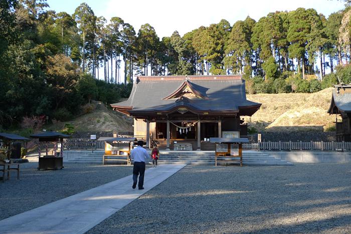 日向の国の神社 都農神社  33