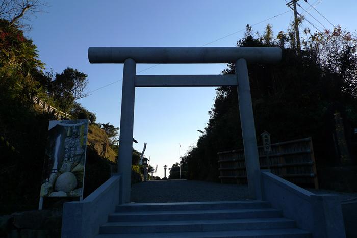 日向の国の神社 大御神社  2
