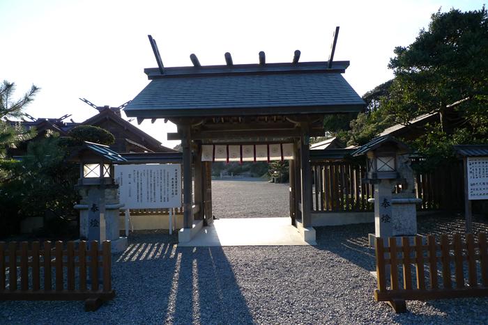 日向の国の神社 大御神社  3