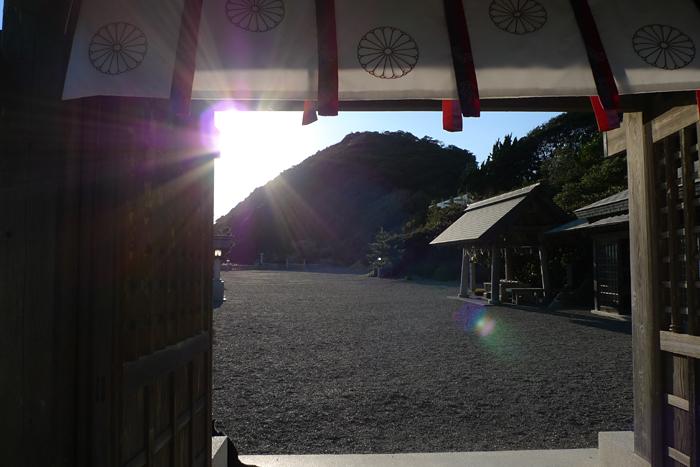 日向の国の神社 大御神社  5