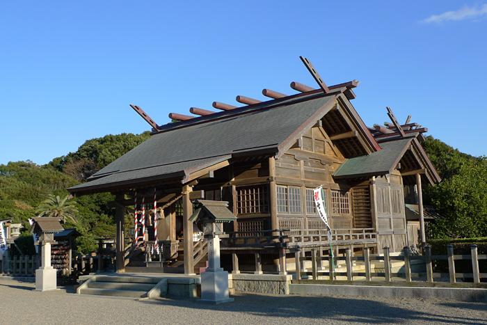 日向の国の神社 大御神社  11