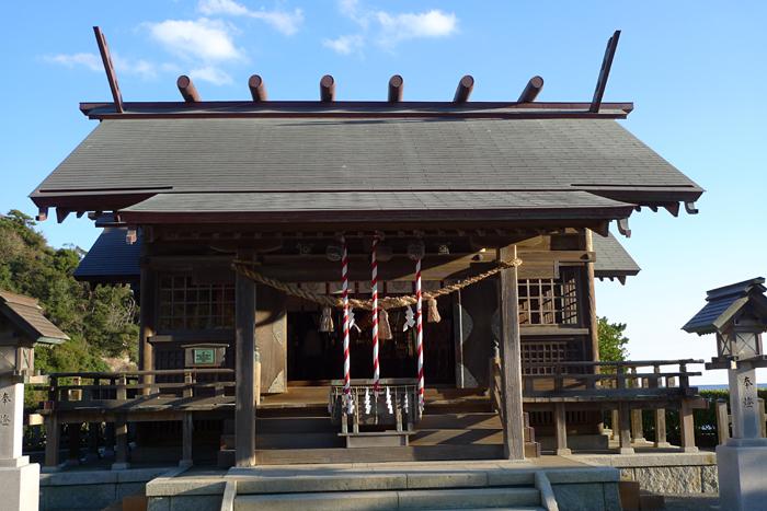 日向の国の神社 大御神社  7