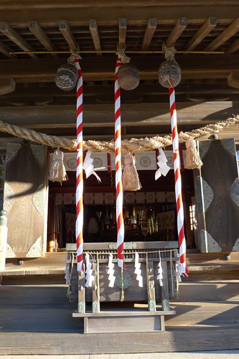日向の国の神社 大御神社  8