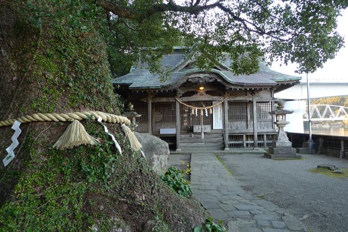 日向の国の神社 立磐神社  3