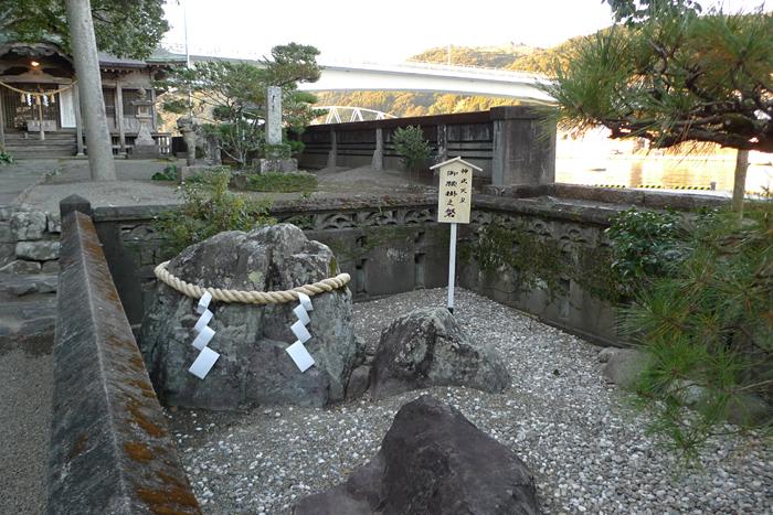 日向の国の神社 立磐神社  4