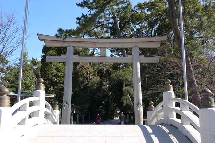 相模の国の神社  寒川神社  2