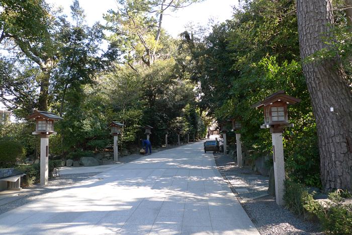 相模の国の神社  寒川神社  4