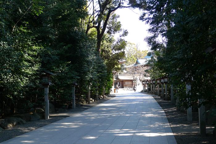相模の国の神社  寒川神社  5