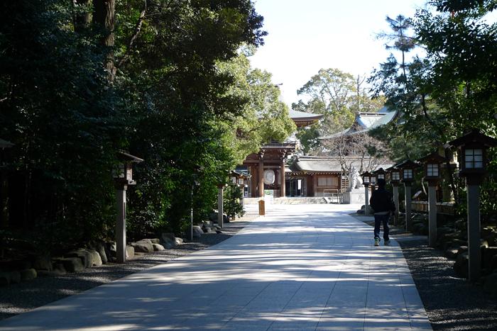 相模の国の神社  寒川神社  6