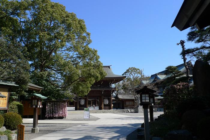 相模の国の神社  寒川神社  9