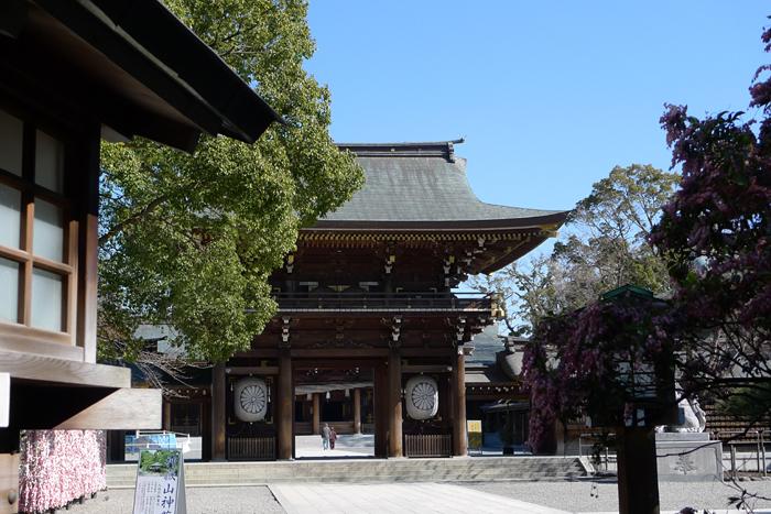 相模の国の神社  寒川神社  10