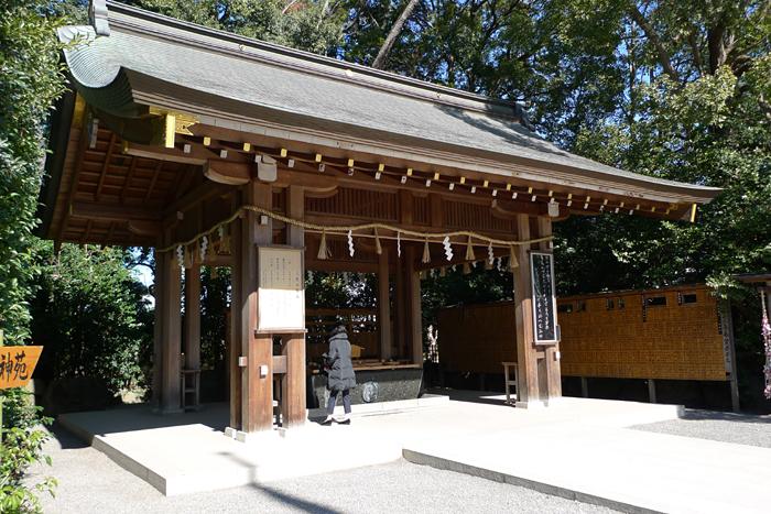 相模の国の神社  寒川神社  12