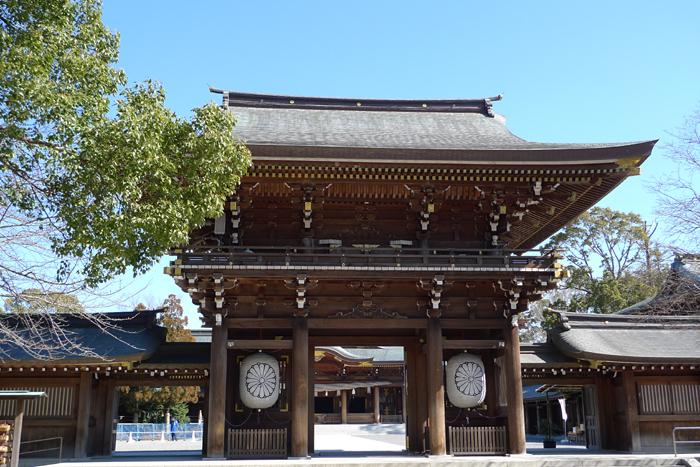 相模の国の神社  寒川神社  13