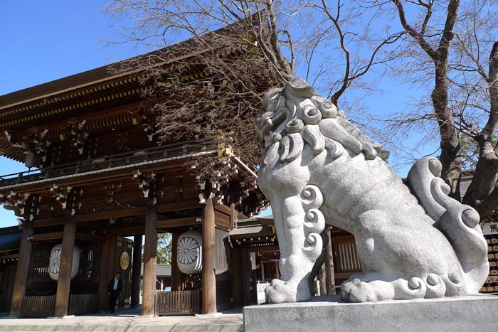 相模の国の神社  寒川神社  14