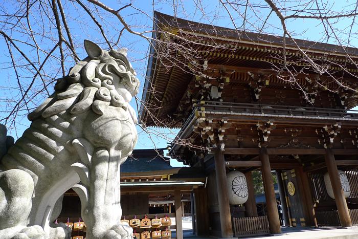 相模の国の神社  寒川神社  17