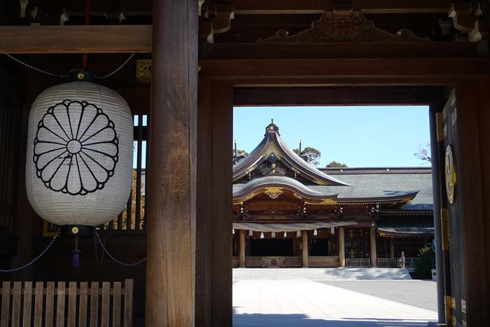 相模の国の神社  寒川神社  18