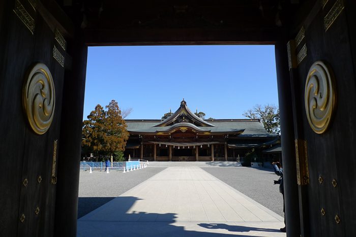 相模の国の神社  寒川神社  20