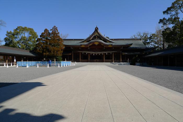 相模の国の神社  寒川神社  21