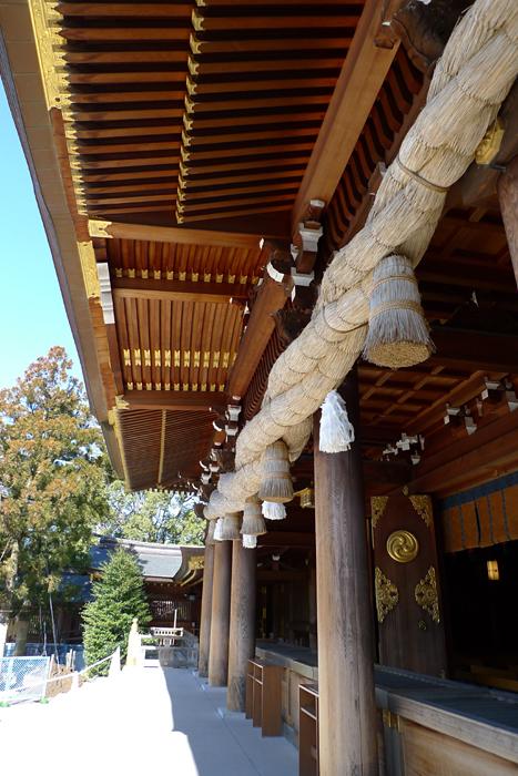 相模の国の神社  寒川神社  22