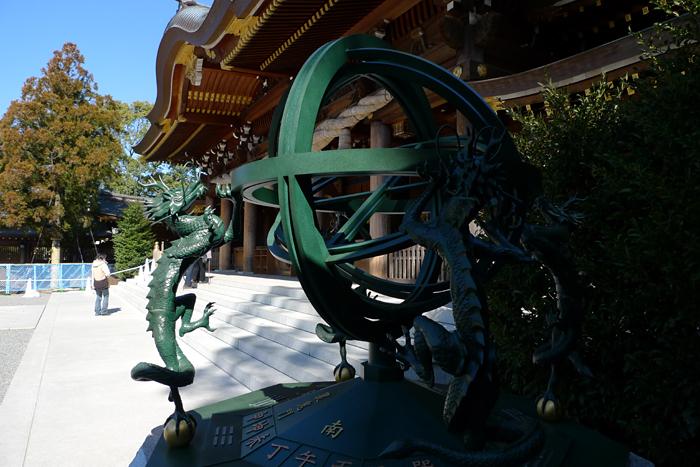 相模の国の神社  寒川神社  28