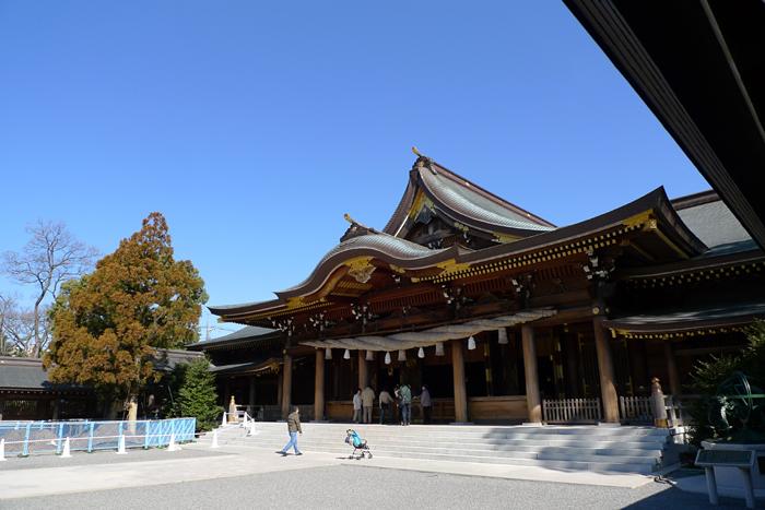 相模の国の神社  寒川神社  30