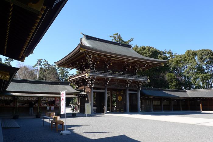 相模の国の神社  寒川神社  31