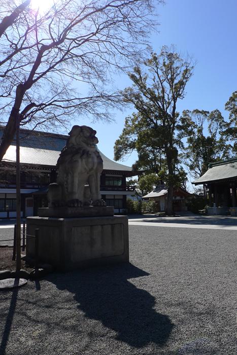 相模の国の神社  寒川神社  33